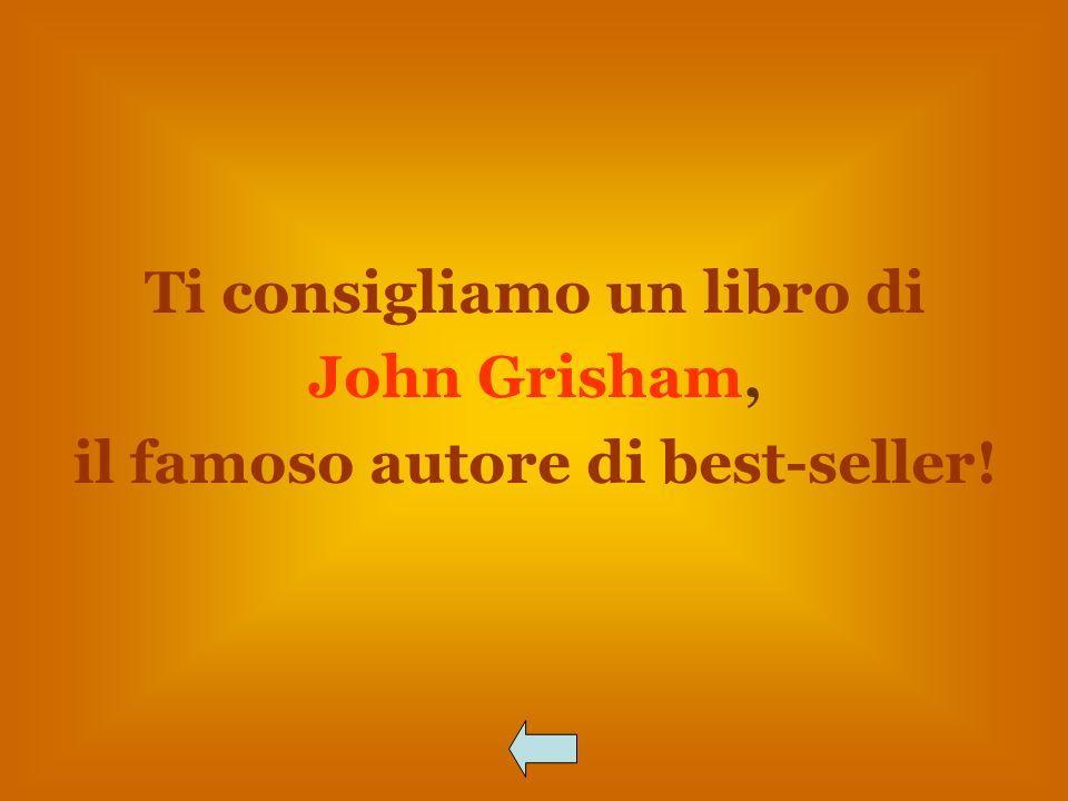 Ti consigliamo un libro di il famoso autore di best-seller!