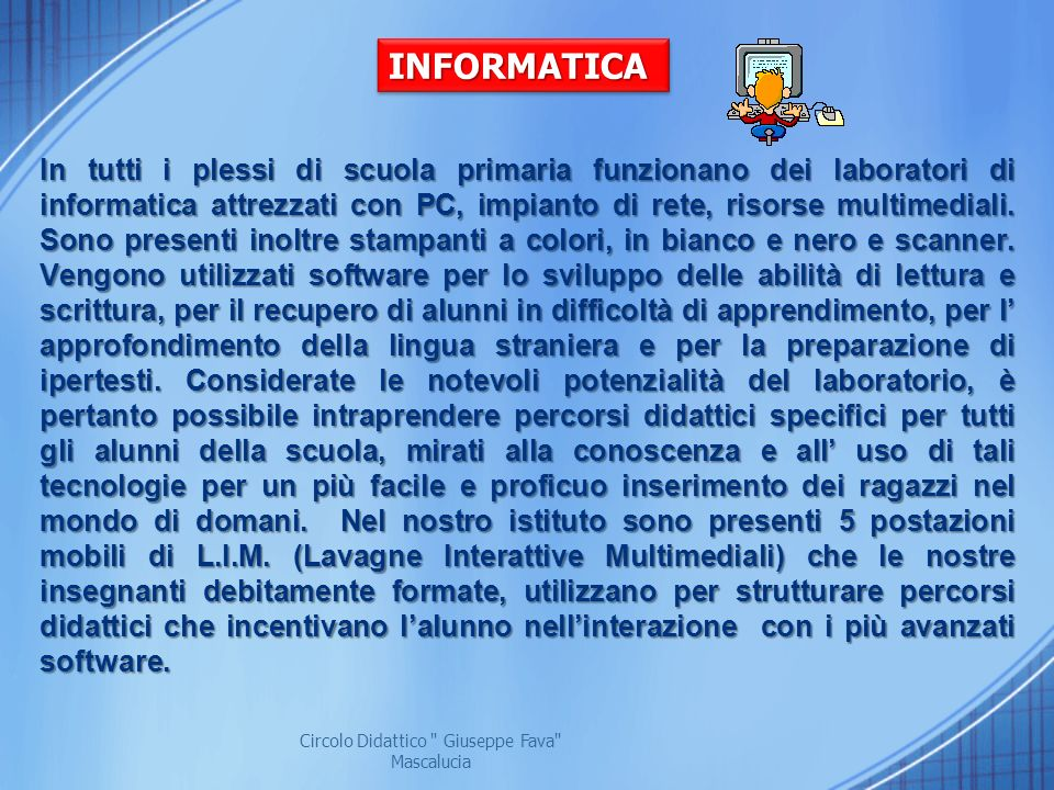 Circolo Didattico Giuseppe Fava Mascalucia