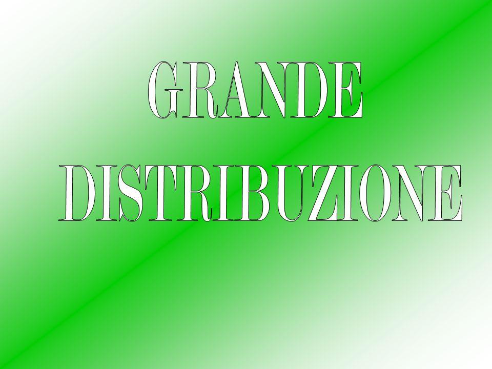GRANDE DISTRIBUZIONE