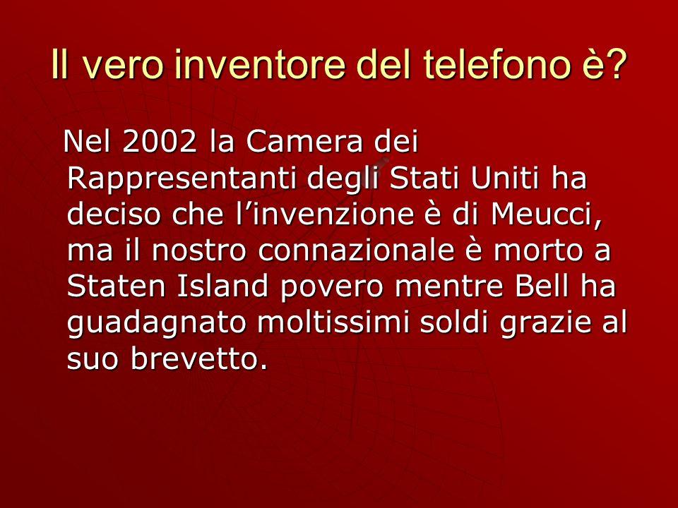 Storia d un brevetto il telefono ppt scaricare for Camera dei deputati telefono