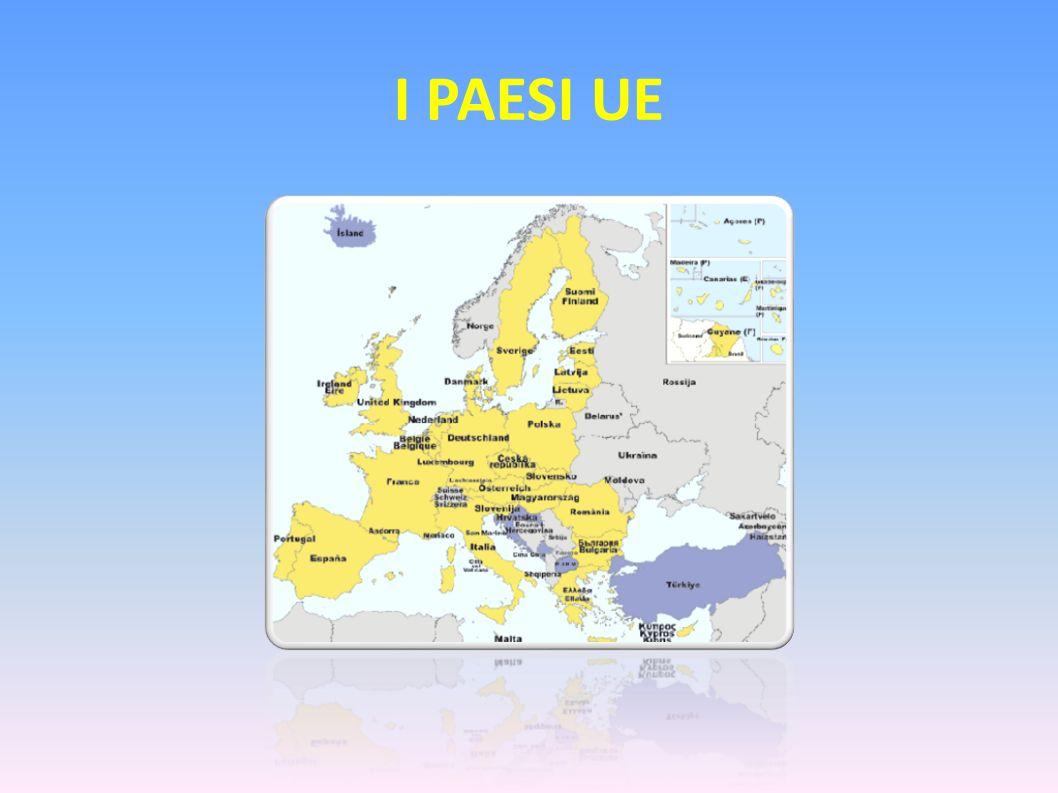 I PAESI UE I Paesi dell'Unione Europea
