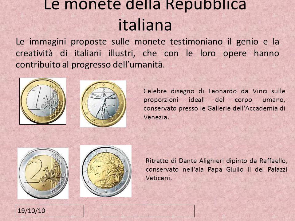 Le monete della Repubblica italiana