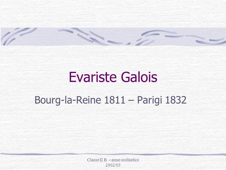 Bourg-la-Reine 1811 – Parigi 1832