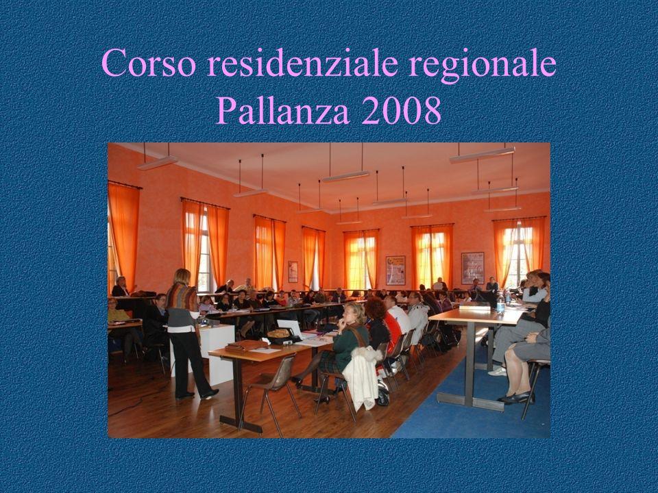 Corso residenziale regionale Pallanza 2008