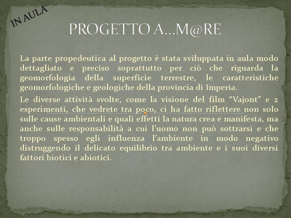 PROGETTO A…M@RE IN AULA