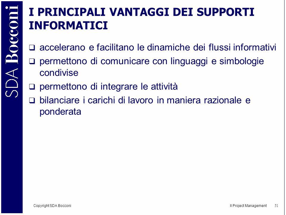 I PRINCIPALI VANTAGGI DEI SUPPORTI INFORMATICI