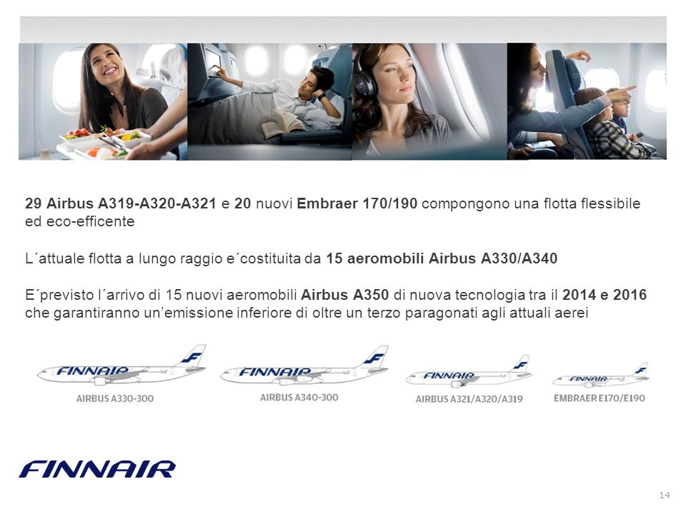 29 Airbus A319-A320-A321 e 20 nuovi Embraer 170/190 compongono una flotta flessibile ed eco-efficente