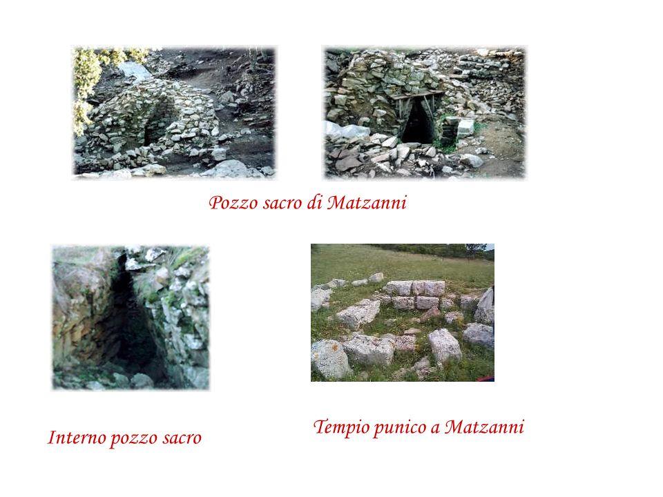 Pozzo sacro di Matzanni