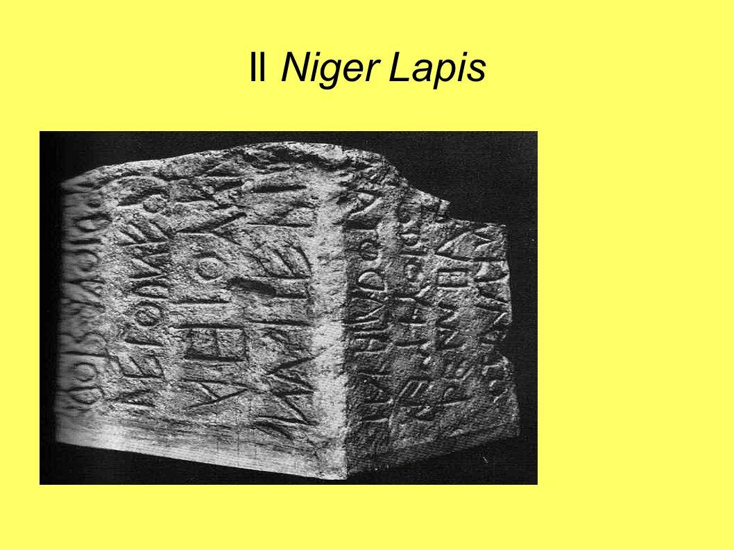 Il Niger Lapis