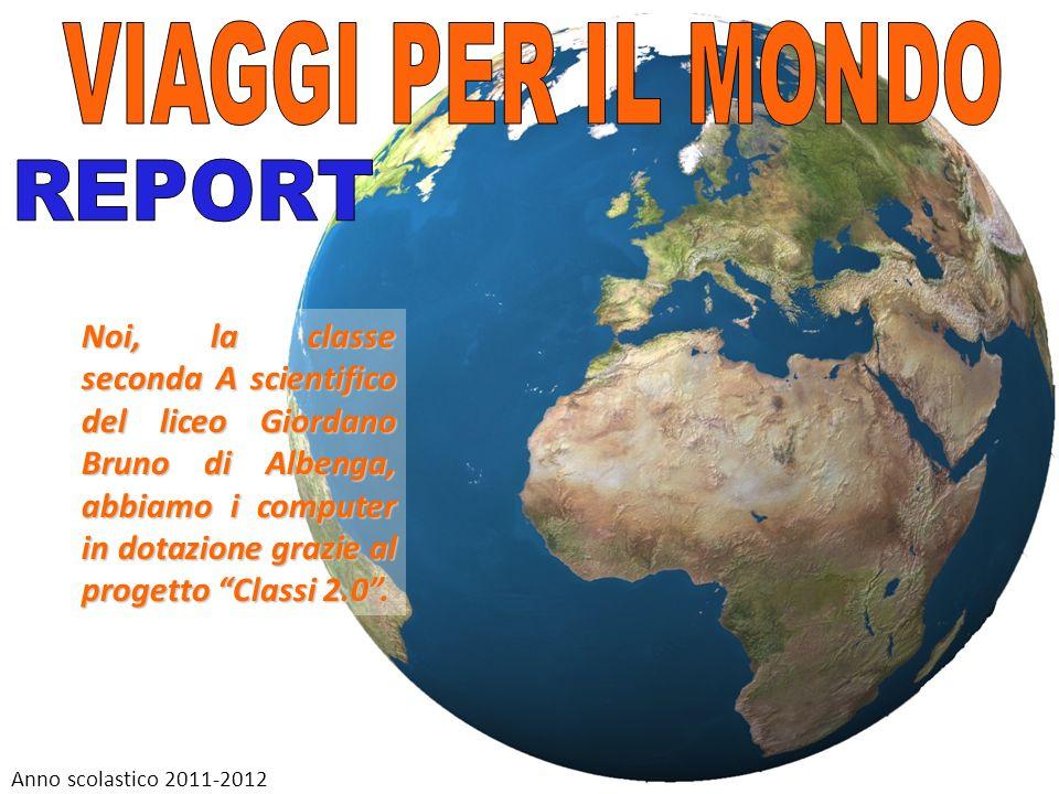 VIAGGI PER IL MONDO REPORT