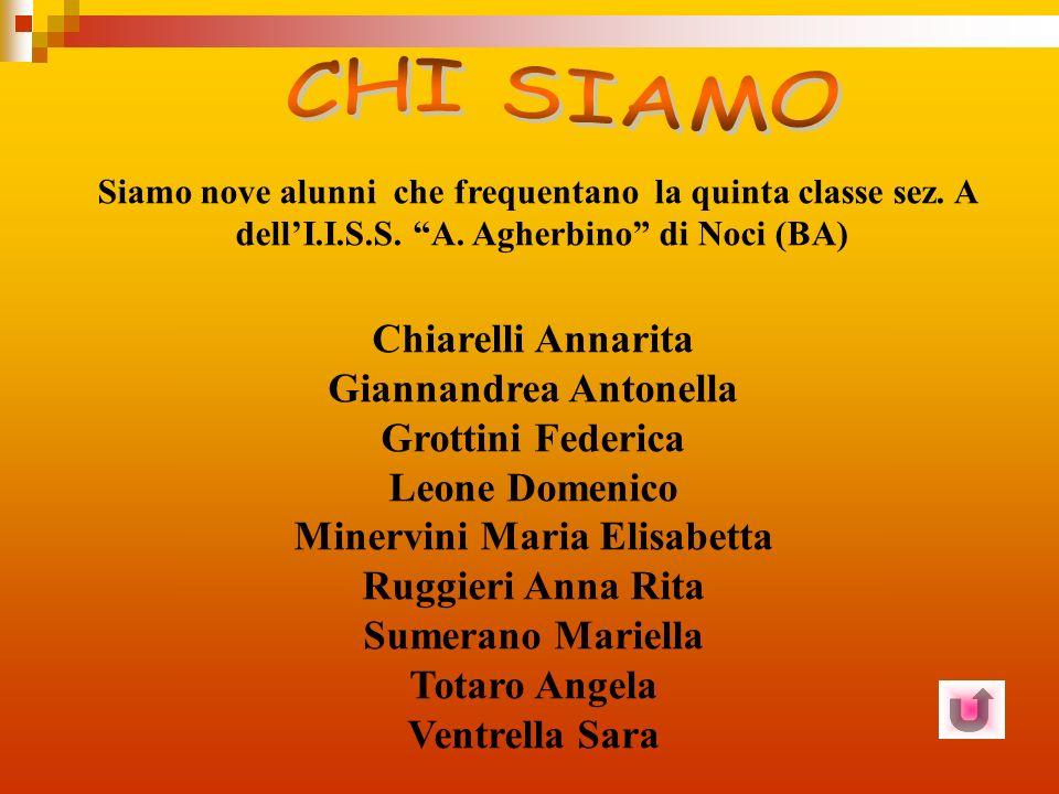Giannandrea Antonella Grottini Federica Leone Domenico