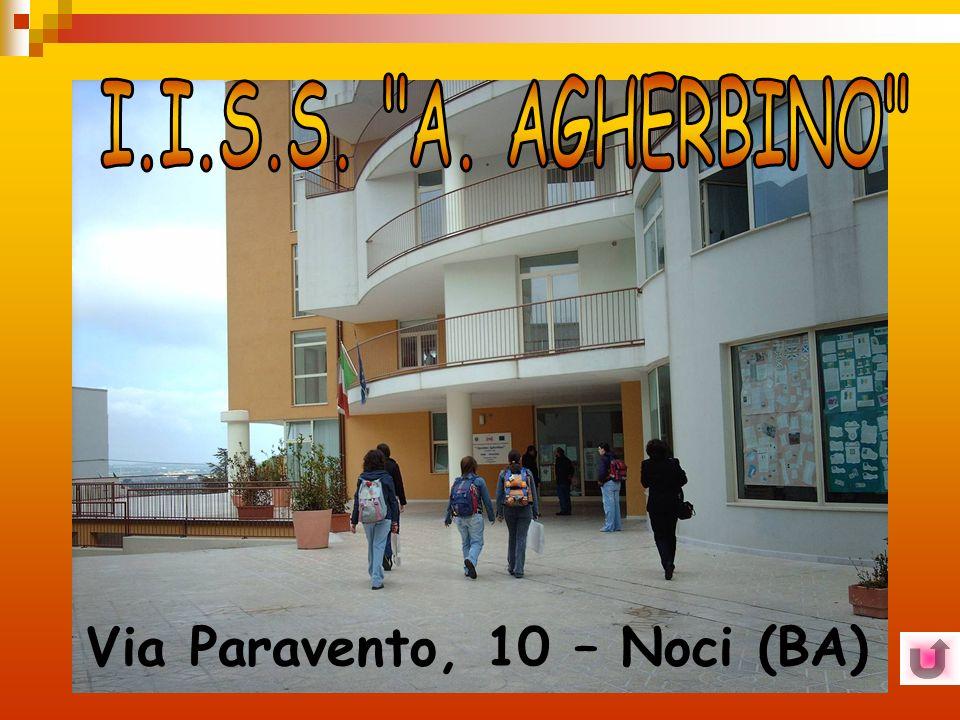 Via Paravento, 10 – Noci (BA)