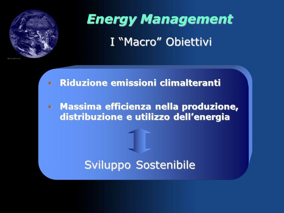 I Macro Obiettivi Sviluppo Sostenibile