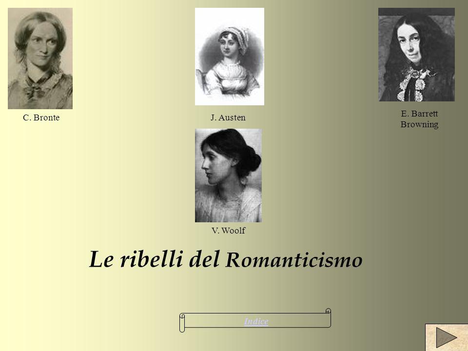 Le ribelli del Romanticismo