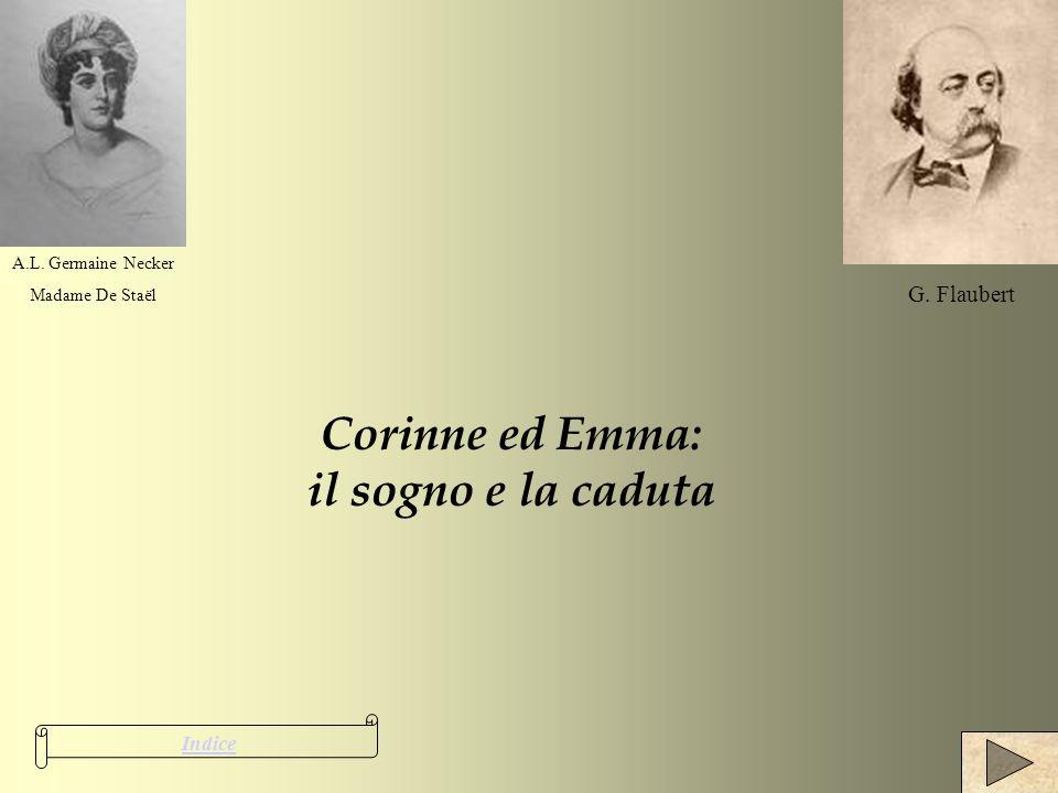 Corinne ed Emma: il sogno e la caduta