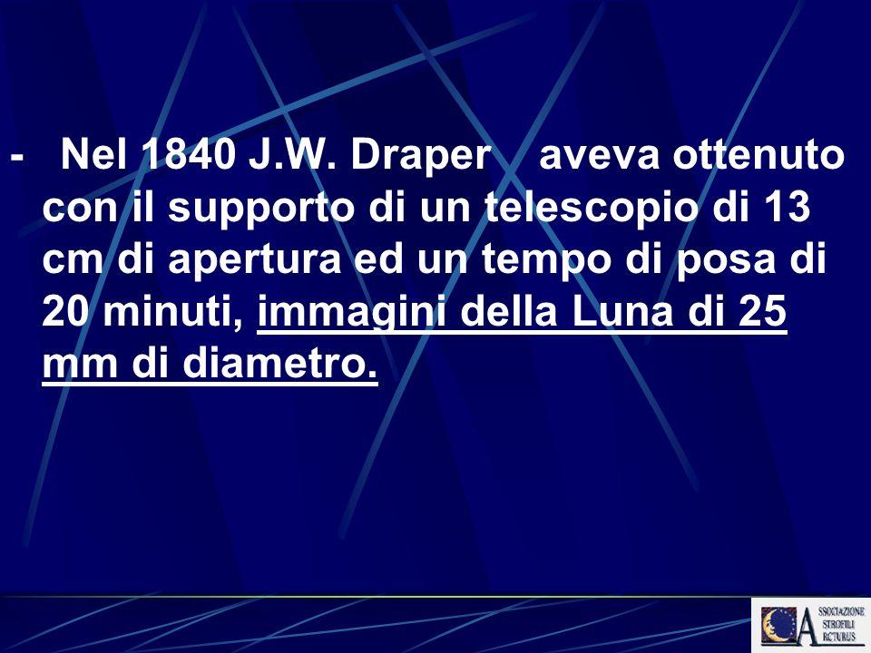 - Nel 1840 J.W.