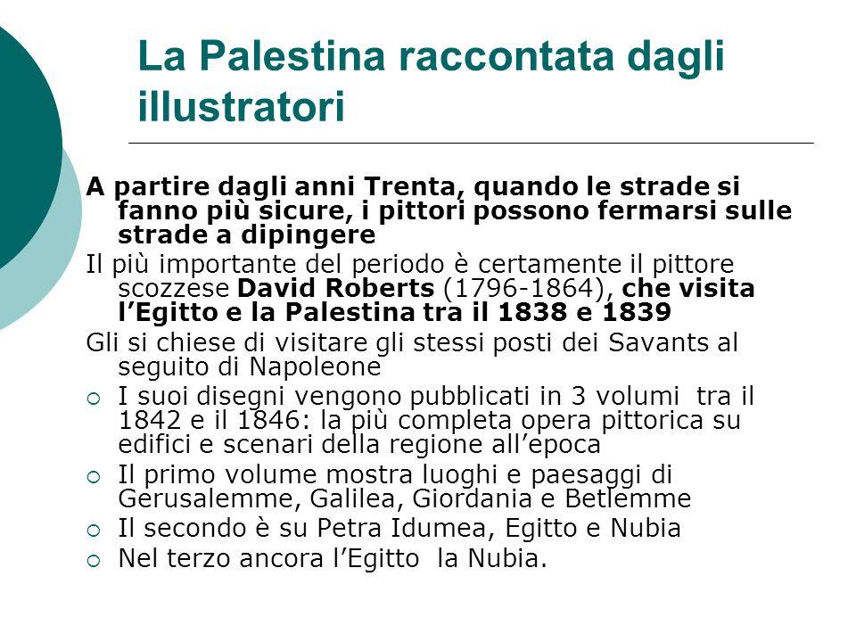 La Palestina raccontata dagli illustratori