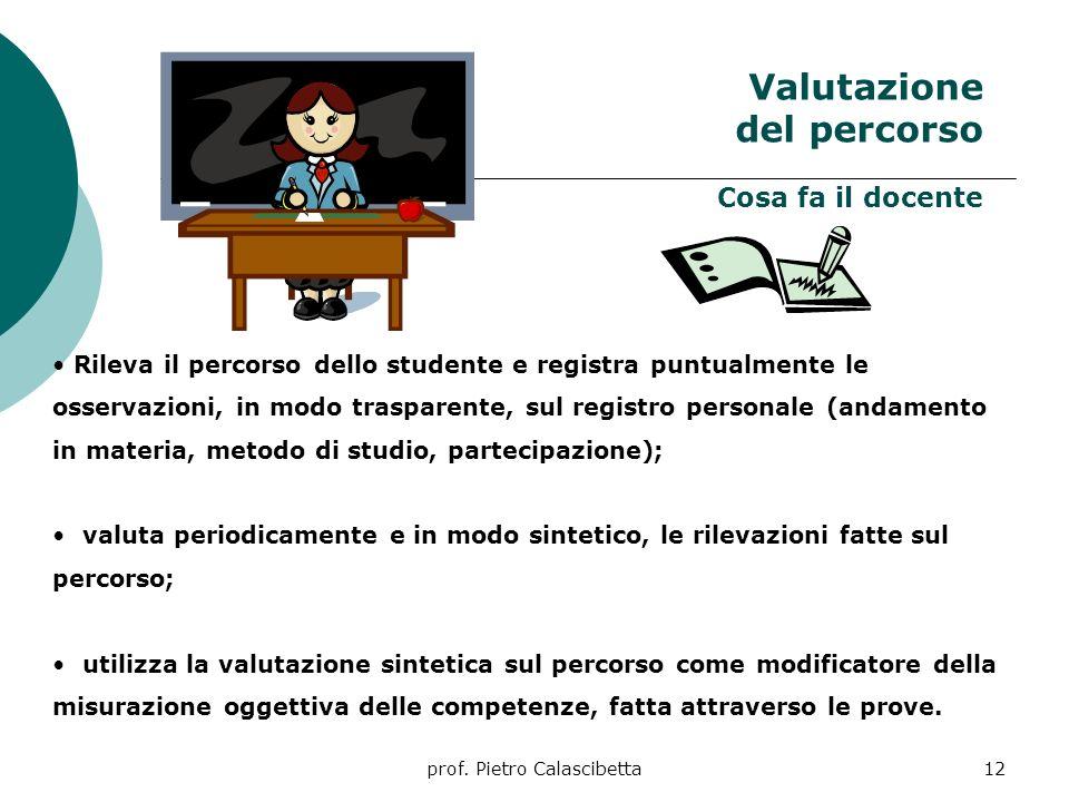 prof. Pietro Calascibetta