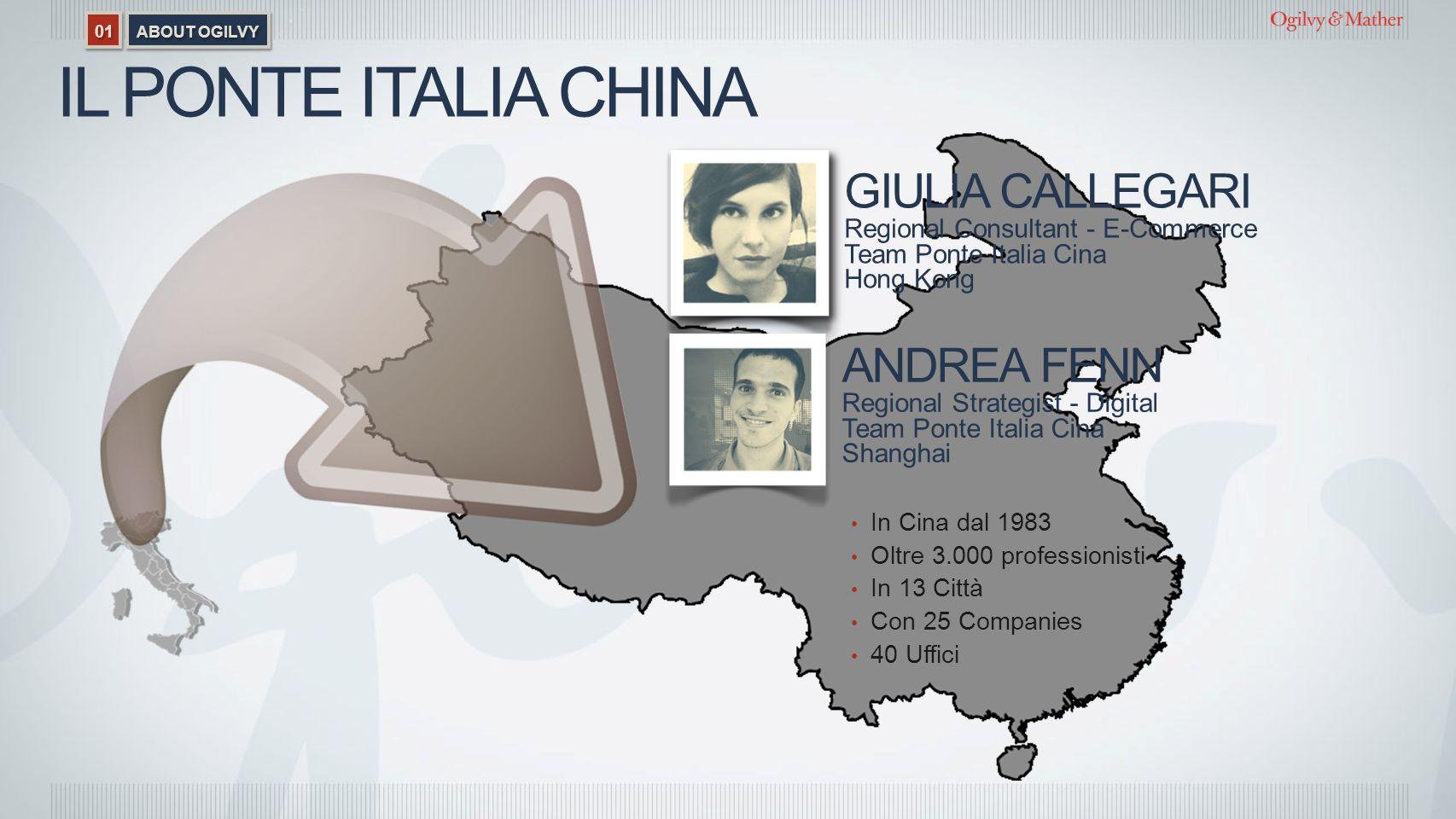 IL PONTE ITALIA CHINA GIULIA CALLEGARI ANDREA FENN