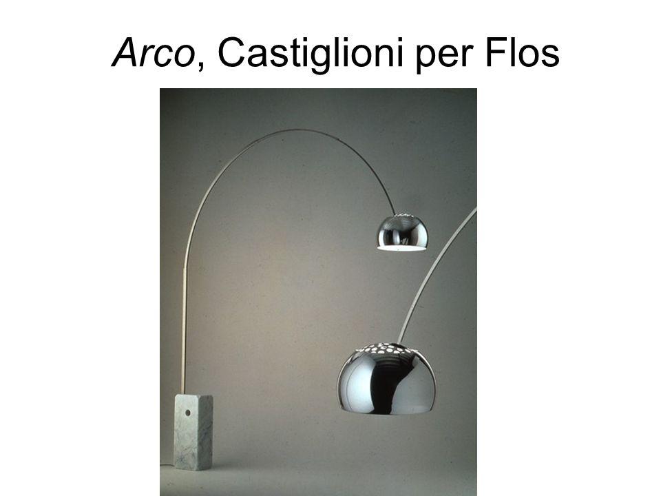 Arco, Castiglioni per Flos