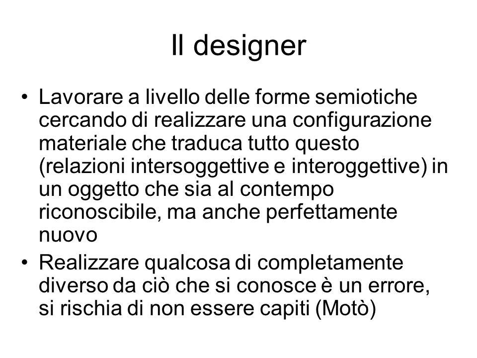 Il designer