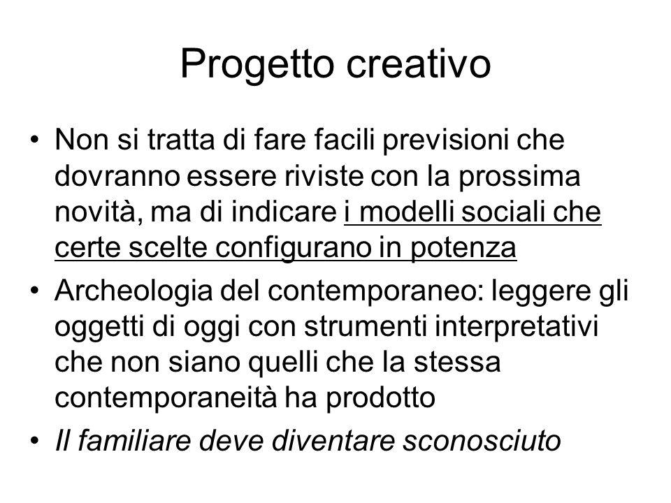 Progetto creativo