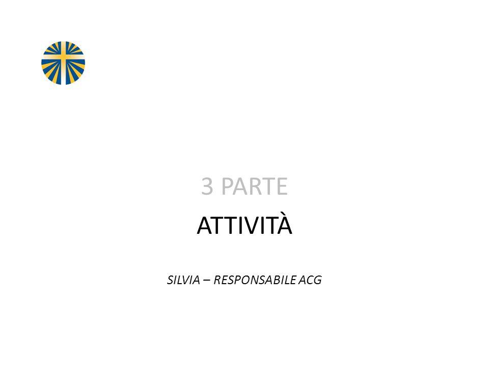 SILVIA – RESPONSABILE ACG