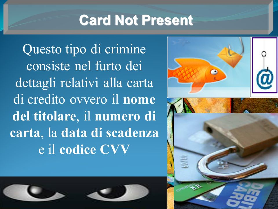 Card Not Present