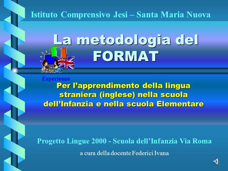 La metodologia del FORMAT