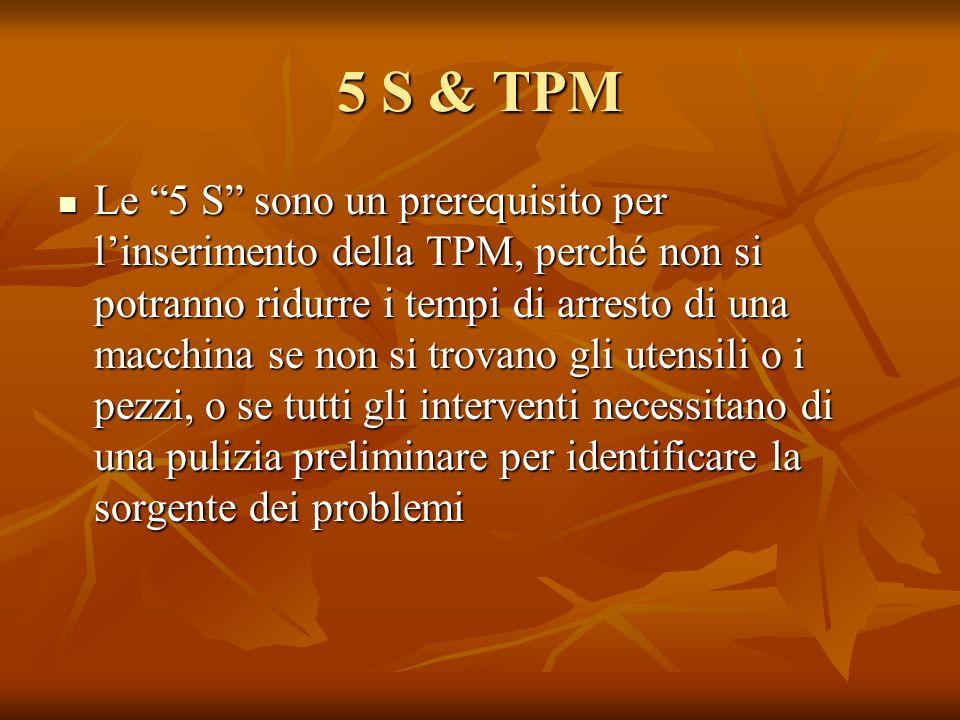 5 S & TPM