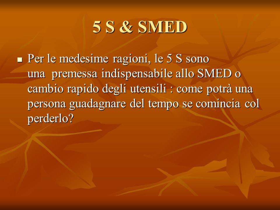 5 S & SMED