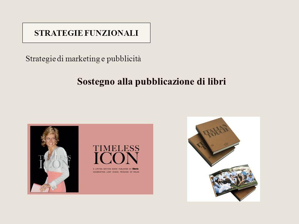 Sostegno alla pubblicazione di libri