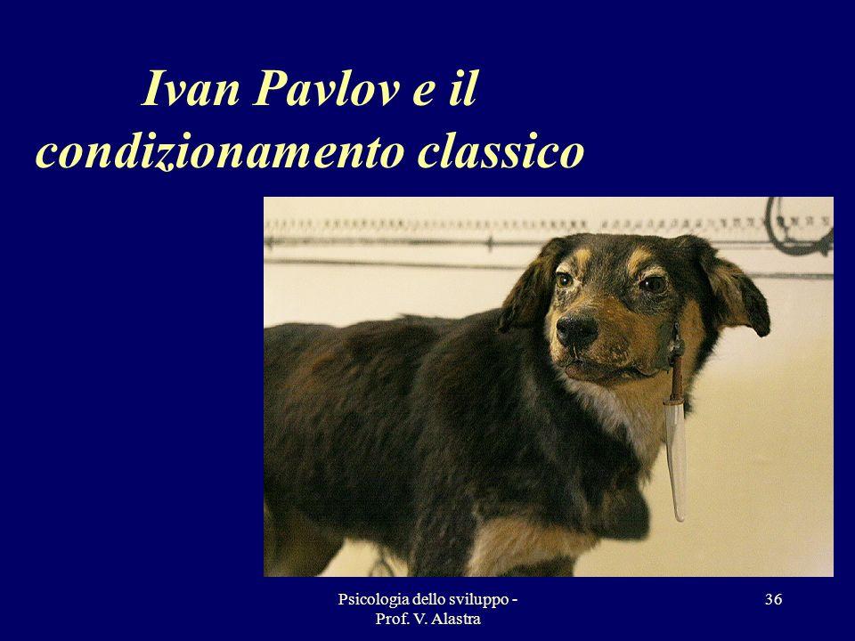 Ivan Pavlov e il condizionamento classico