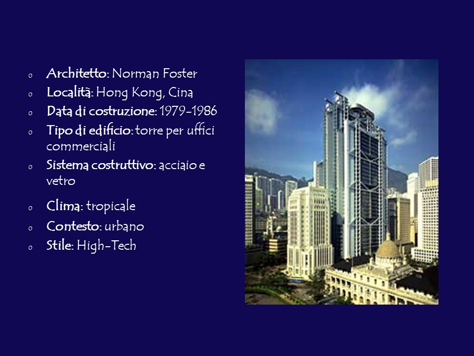 Architetto: Norman Foster