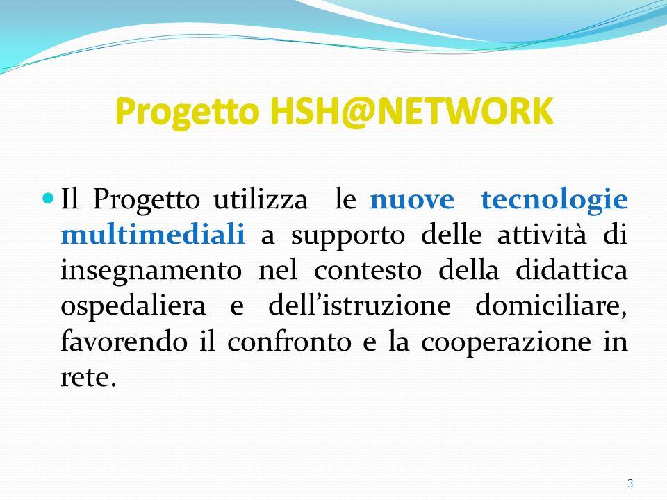 Progetto HSH@NETWORK Progetto HSH@NETWORK