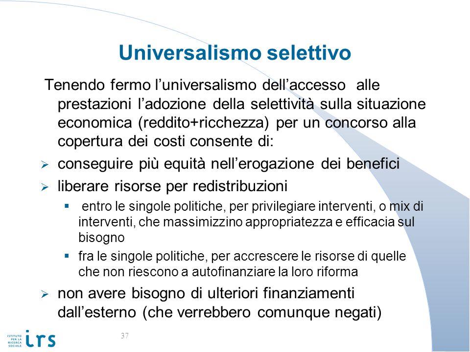 Universalismo selettivo