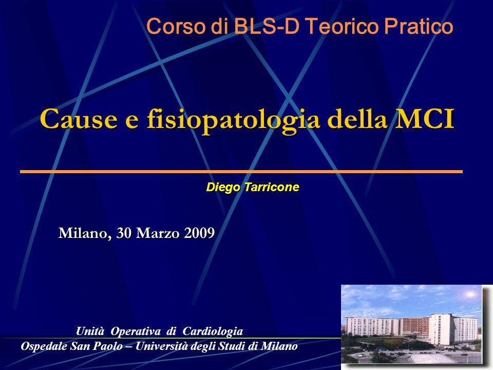 Cause e fisiopatologia della MCI