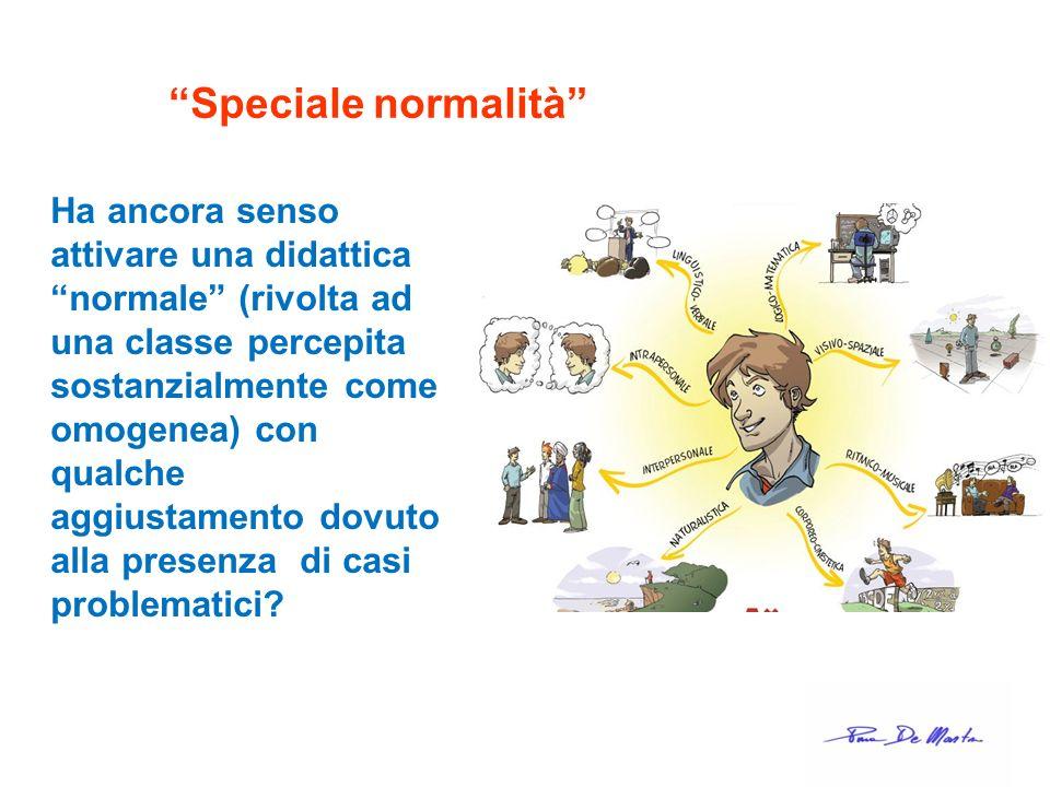 Speciale normalità