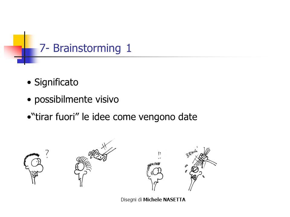 Disegni di Michele NASETTA