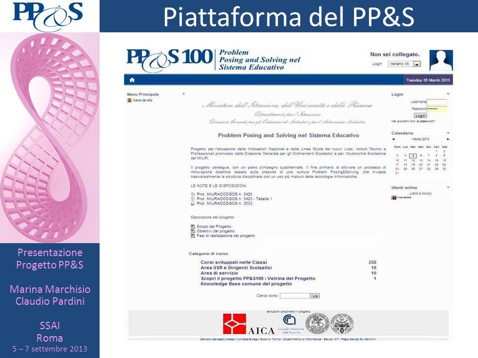Piattaforma del PP&S