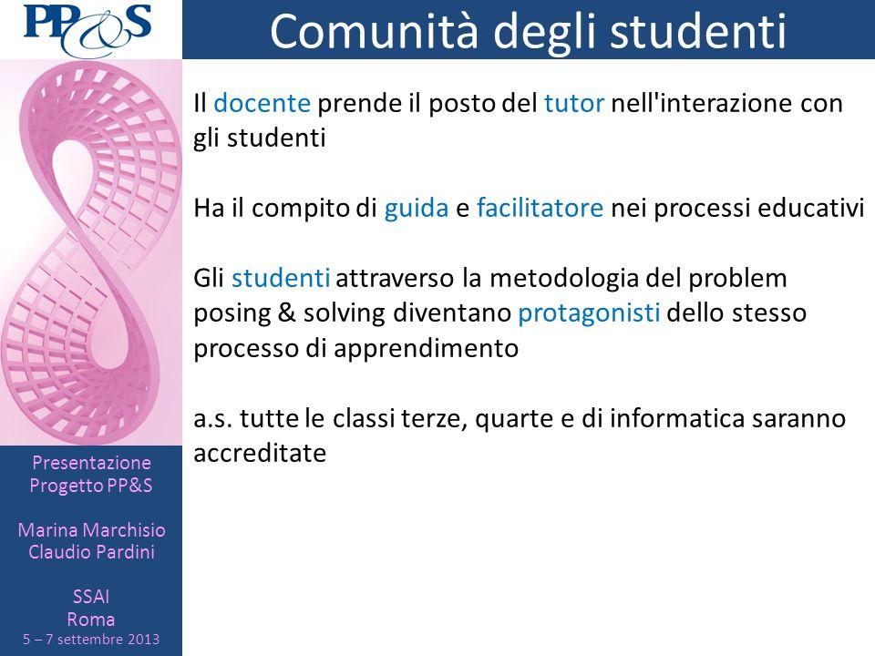 Comunità degli studenti
