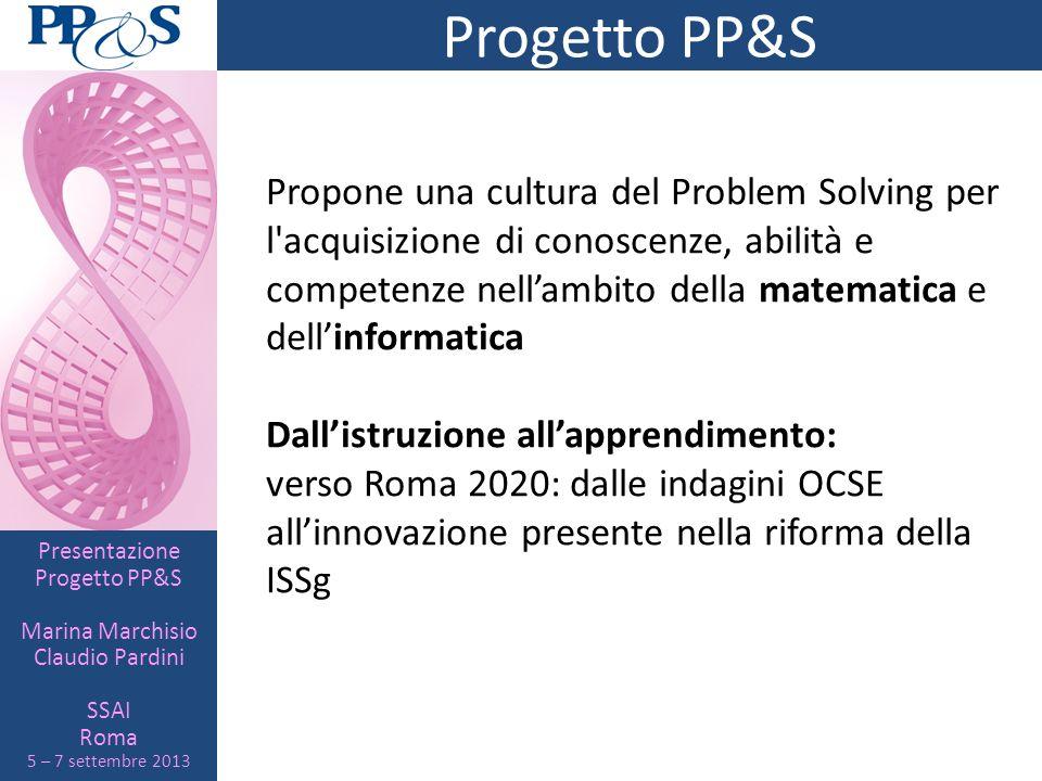 Progetto PP&S