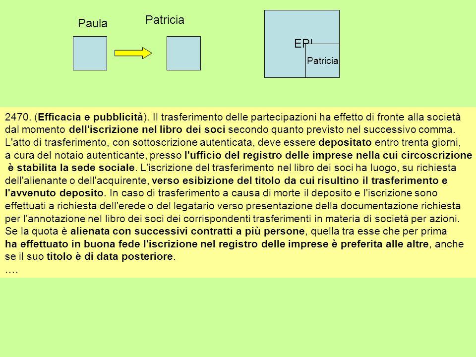 Patricia EPI. Paula. Patricia.