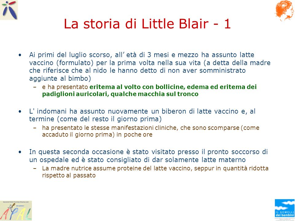 La storia di Little Blair - 1