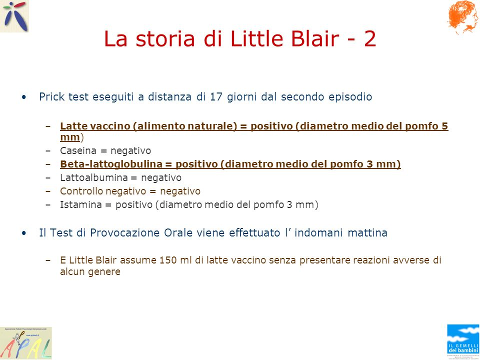 La storia di Little Blair - 2