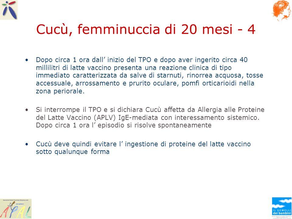 Cucù, femminuccia di 20 mesi - 4