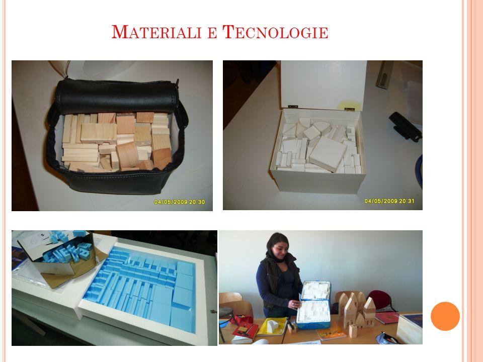 Materiali e Tecnologie