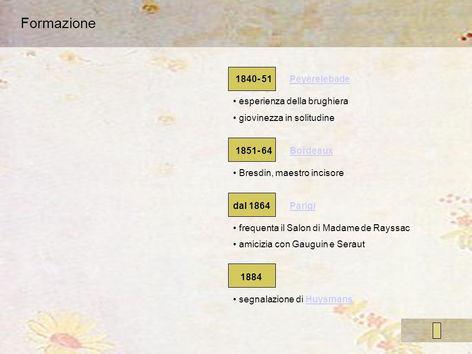 Formazione 1840- 51 Peyerelebade esperienza della brughiera