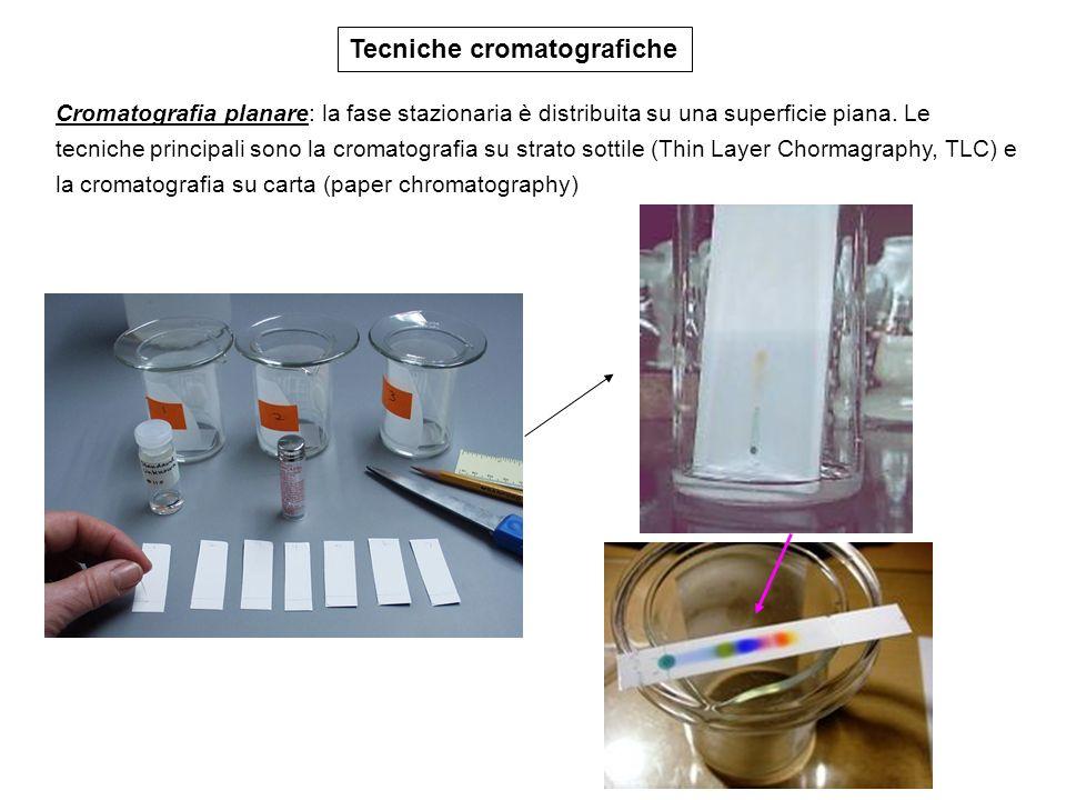 Tecniche cromatografiche