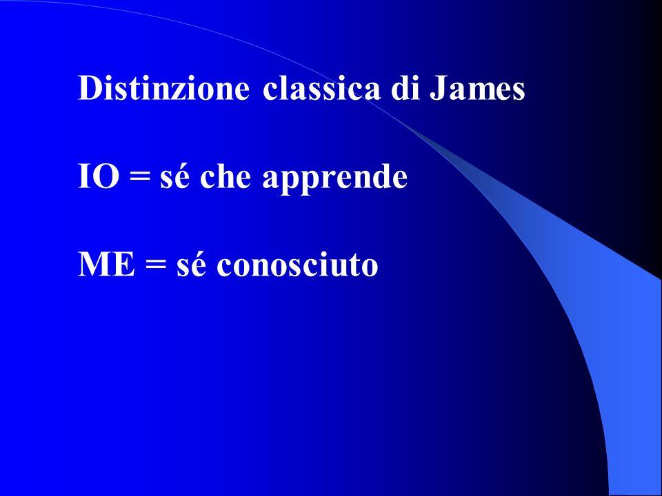 Distinzione classica di James